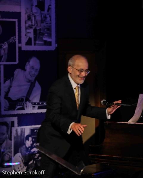 Barry Levitt, Music Director