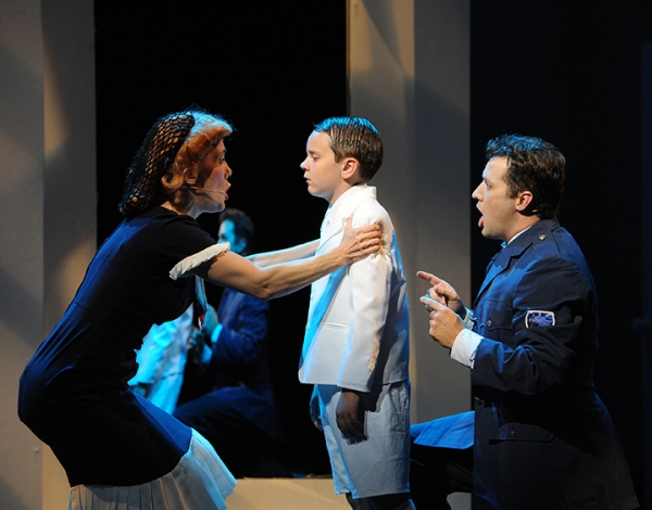 Photo Flash: The Who's TOMMY, Opening Tonight at Moonlight Amphitheatre