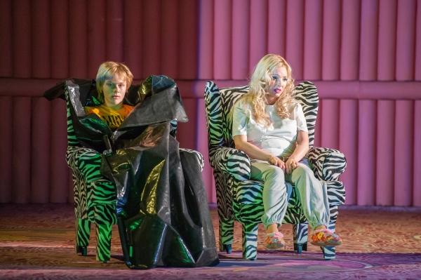 Photos: First Look at Sarah Joy Miller, Robert Brubaker and More in ANNA NICOLE Opera