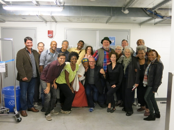 Curtis Billings, Devon Abner, Leon Addison Brown, Charles Turner, Billy Eugene Jones, Hallie Foote, Adam LeFevre, Betty Buckley, Cotter Smith, Arthur French (front row) Sean Lyons, Melle Powers, Susan Heyward, Michael Wilson, Veanne Cox, Lois Smith, Novel