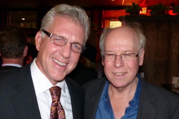 Producer Randy Buck and Bruce Joel Rubin Photo
