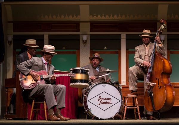 Jmichael Davis (Keys), Chic Street Man (Professor Slick), Senuwell L. Smith (Twist) and Anderson Edwards (Shorty)