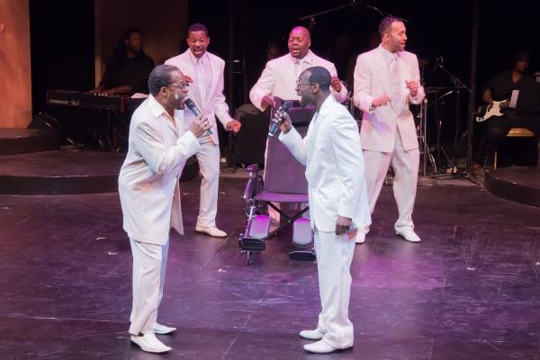 (back) Brian Nelson, David Simmons, Donald Craig Manuel; (front) Reginald E. Torian, Cecil Jones