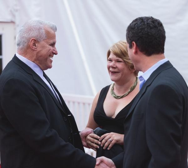 Michael Ross (managing director), Danielle Ferland, Michael Goldstein