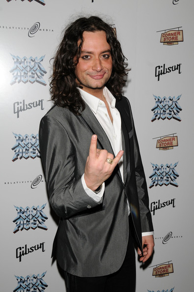 InDepth InterView UpDate: Constantine Maroulis Talks BACK TO THE EIGHTIES SHOW, JEKYLL & HYDE, Upcoming Plans & More