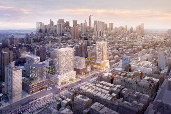PHOTOS: NYC Unveils Plans for Essex Crossing Project Including Andy Warhol Museum and More!