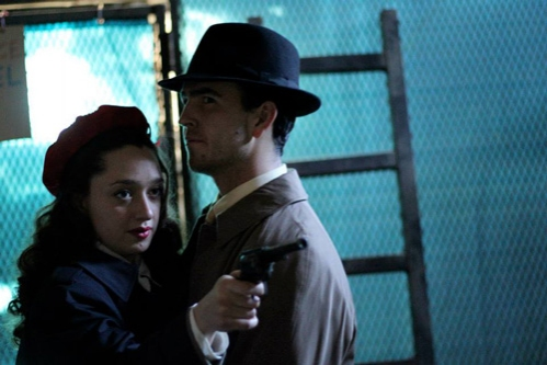 Seth Thomas Schmitt-Hall and Victoria Rose Bonito