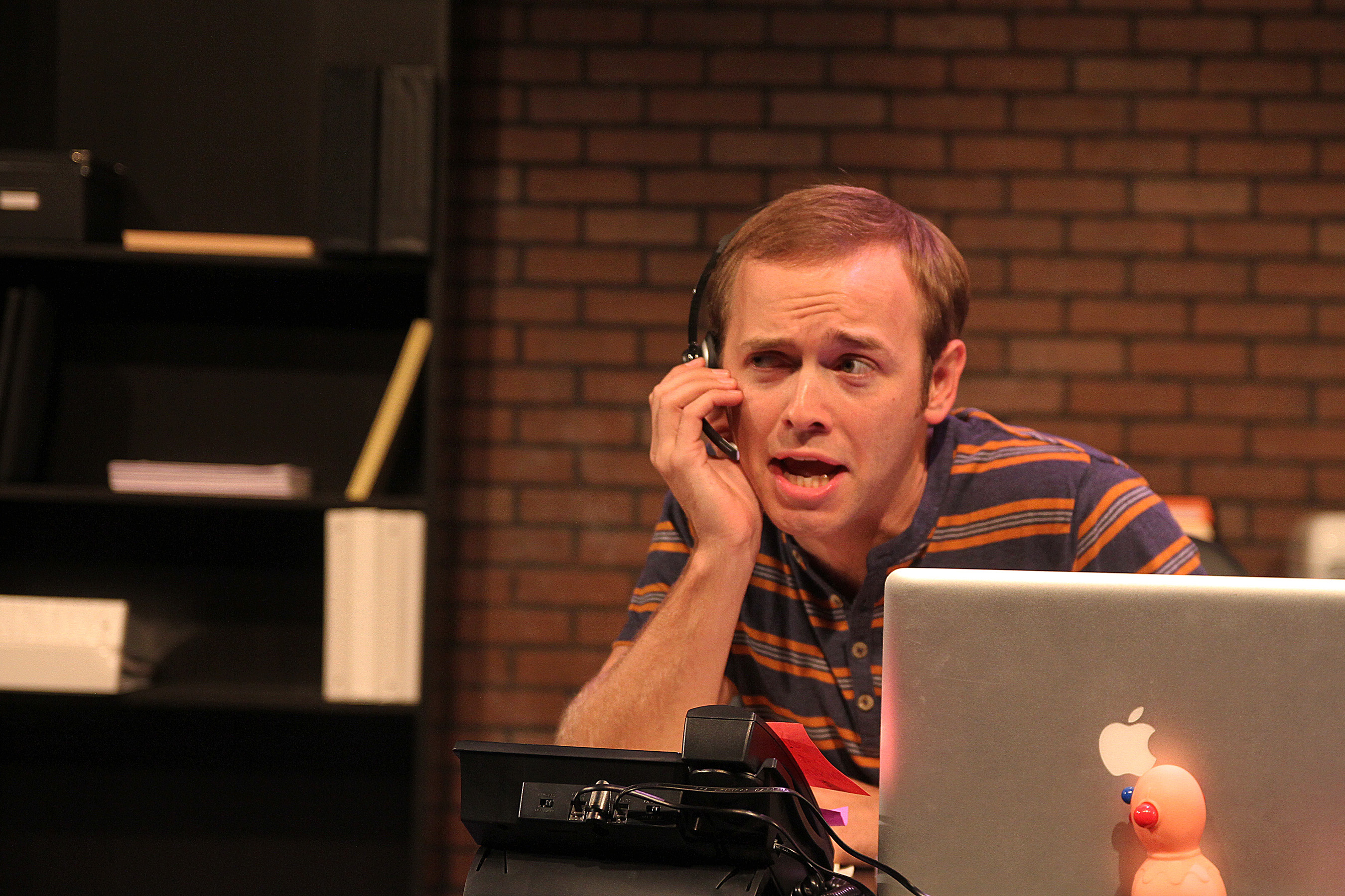 BWW Reviews: Black Lab Theatre's ASSISTANCE is Witty and Relateable