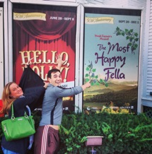 BWW Blog: Eric Ulloa of Goodspeed's THE MOST  HAPPY FELLA - Have I Got a Girl for You