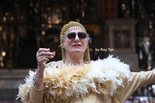 Bette Bourne as Teirisias