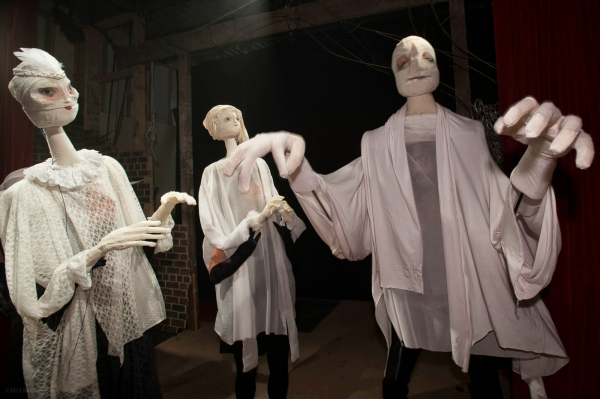Photos: Sneak Peek at THE DEAD DREAM MACHINE at La Luz