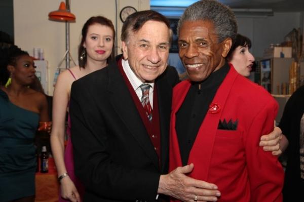 Richard M. Sherman (Original Music and Lyrics) and Andre De Shields (Akela & King Louie)