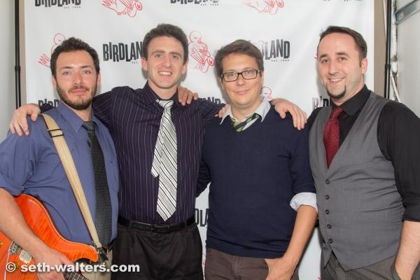 Patrick Hambrick, Benet Braun, Gregg Monteith and Kris Rogers Photo
