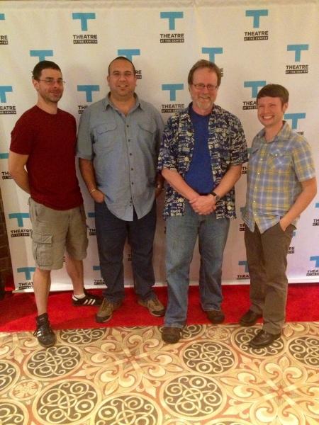 Ethan Deppe, Jamie Martinez, William Underwood, David Saenger