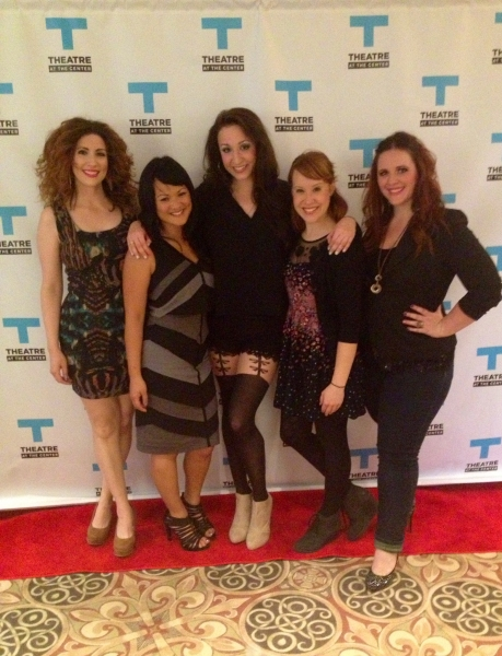 Hillary marren, Rose Le Tran, Lauren Paris, Landree Fleming, Kathleen Gibson