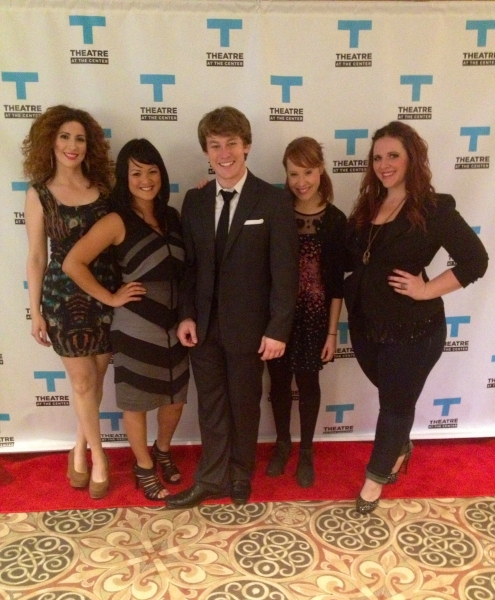 Hillary Marren, Rose Le Tran, Liam Quealy, Landree Fleming, Kathleen Gibson