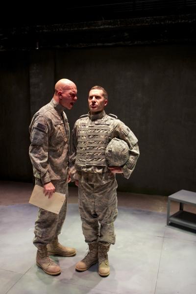 Jude Roche and Andrew Goetten