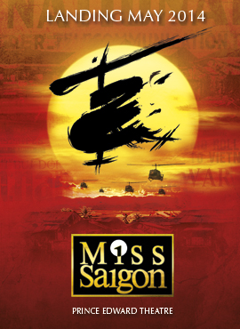 FLASH FRIDAY: MISS SAIGON Turns 24 & The Revival Heat Is On