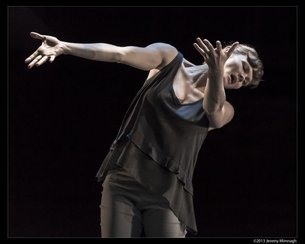Kate Holden in Brahms Waltzes, choreographed by Peggy Baker; re-imagined by Kate Holden