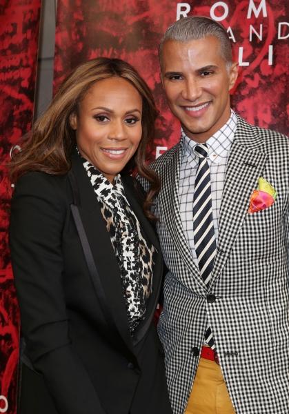 Deborah Cox & Jay Manuel