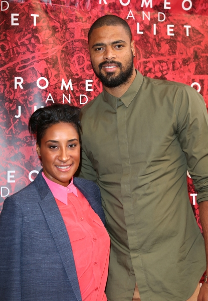 Kimberly Chandler & Tyson Chandler
