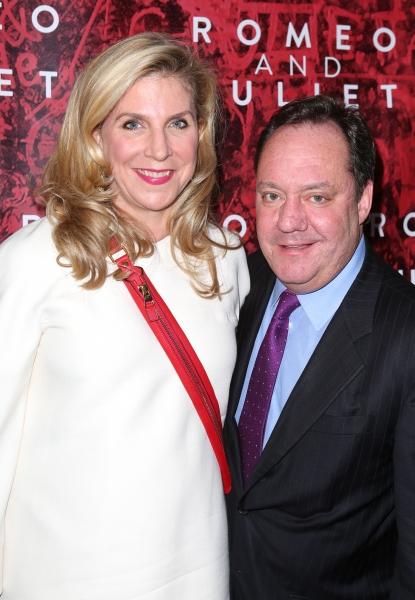 Jimmy Nederlander & Margo Nederlander
