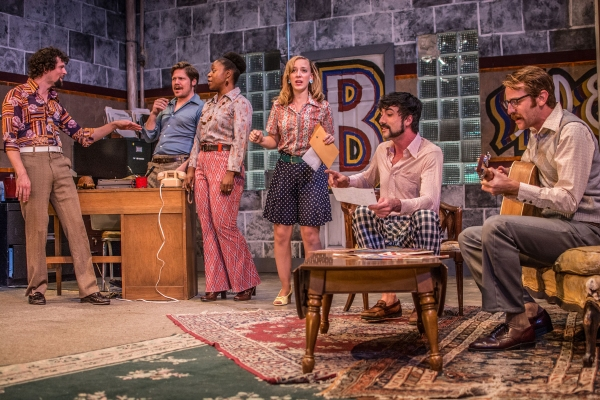 Photo Flash: First Look at The Inconvenience and The New Colony's B-SIDE STUDIO World Premiere