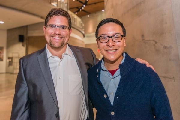 Programming David Snider and Artistic Associate/Casting Director Daniel Pruksarnukul
