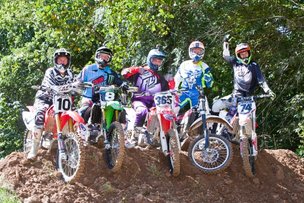 Motocross Stars and Craig Morgan