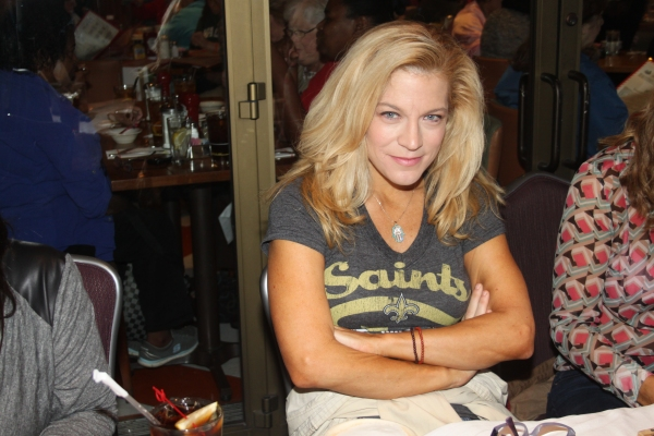Photo Coverage: BC/EFA 2013 Flea Market Celebrity Tables Part One