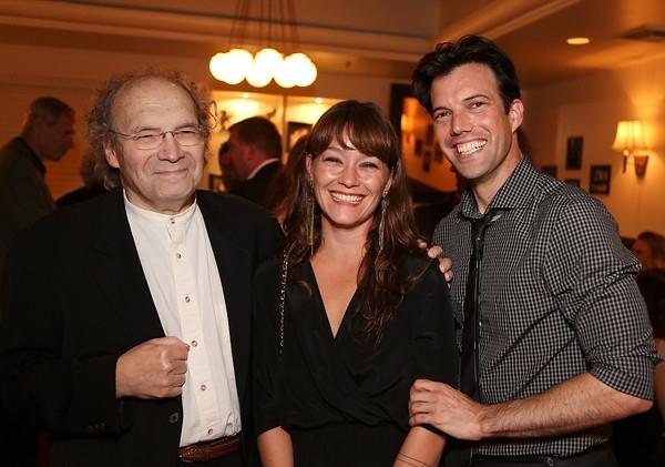 Larry Pisoni, Erica Schmidt, Lorenzo Pisoni