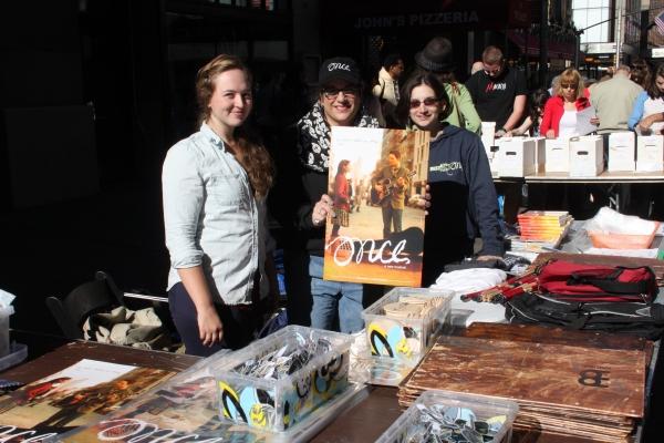 Photo Coverage: BC/EFA 2013 Flea Market Merchandise Tables