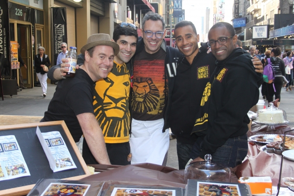 Photo Coverage: BC/EFA 2013 Flea Market Merchandise Tables