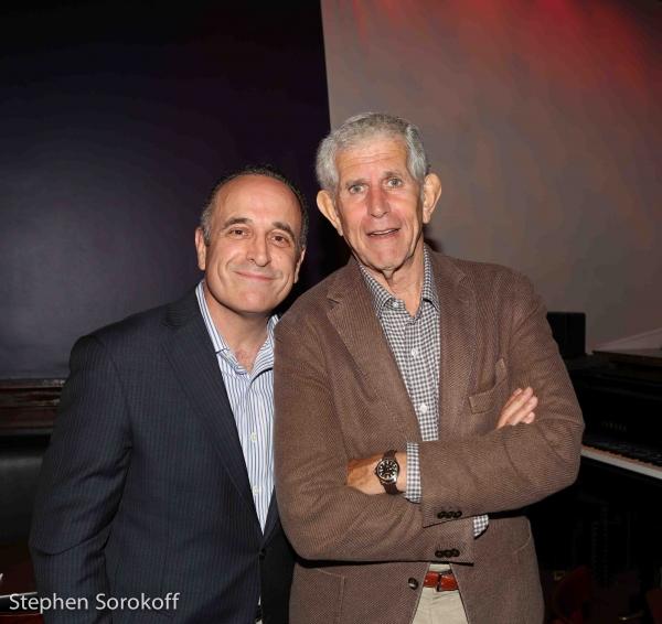Adam Heller & Tony Roberts Photo