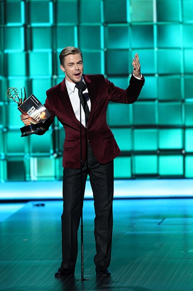 Winner, Derek Hough