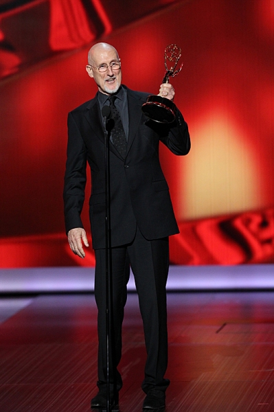 Winner, James Cromwell