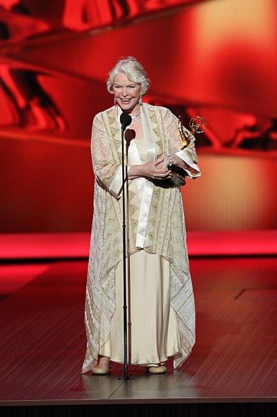 Winner, Ellen Burstyn