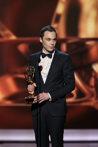 Winner, Jim Parsons