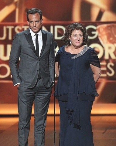 Will Arnett,Margo Martindale