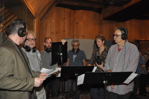 Duane McDevitt, Tim Jerome, David Michael Garry, Bill Kazden, Jeremy Hays and Kenneth Kantor