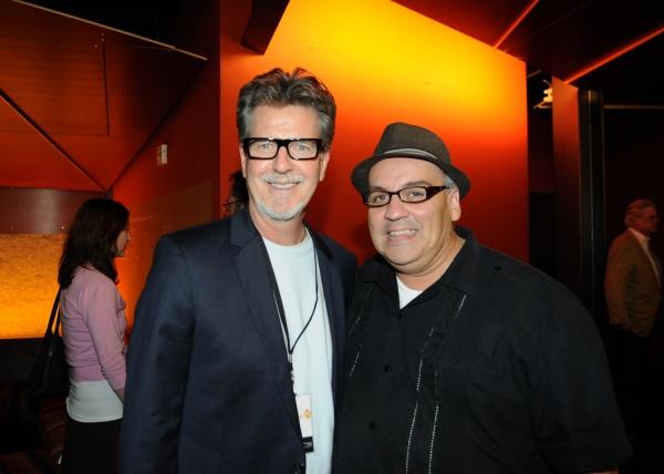 Robert Egan and Luis Alfaro