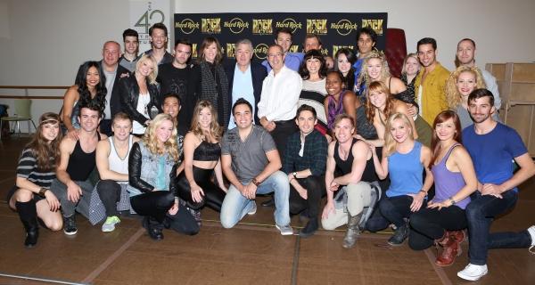 Ryan Knowles, Ruby Lewis, Brian Justin Crum, Jane Rosenthal, Robert De Niro,  Erika P Photo