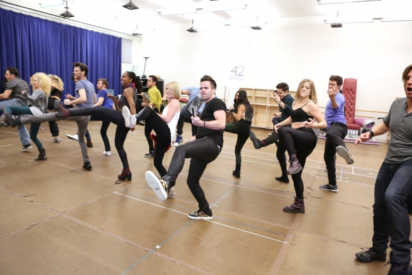 Ryan Knowles, Ruby Lewis, Brian Justin Crum, P. J. Griffith & Company Photo