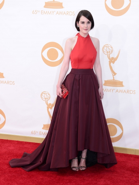 Michelle Dockery at the 