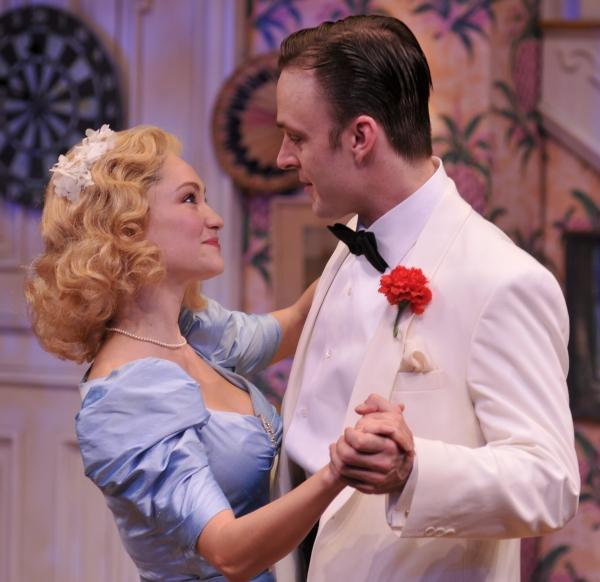 Emily Neves as Alice and Jay Sullivan as Tony Kirby