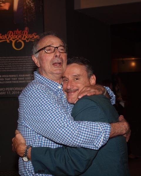 Allan Miller and John Mariano.
