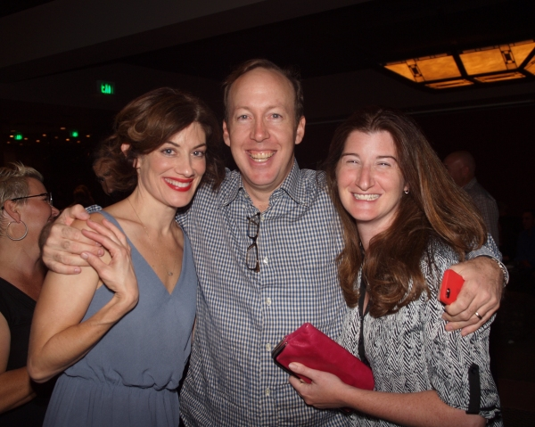 Cate Cohen, Evan Arnold, and Annalea Arnold.