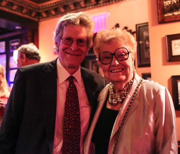 Ted Chapin & June Freemanzon Photo