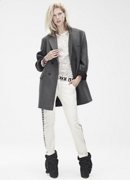 Photo Coverage: Part of the Isabel Marant x H&M Lookbook is Here!