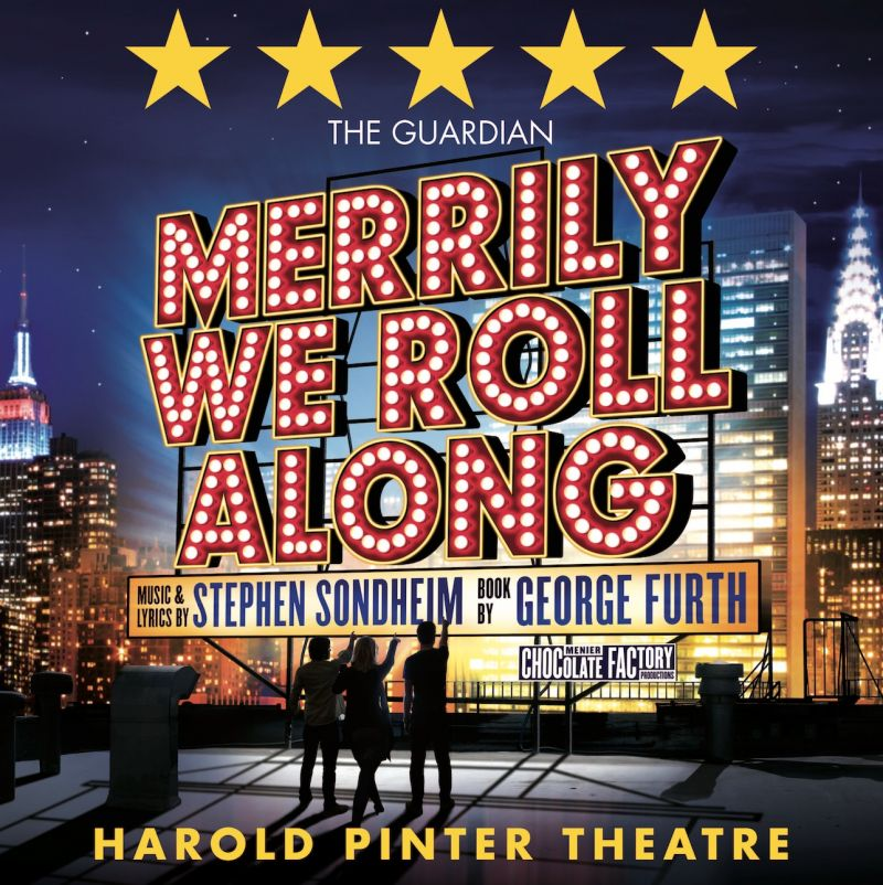 New Promo For MERRILY WE ROLL ALONG Fathom Presentation